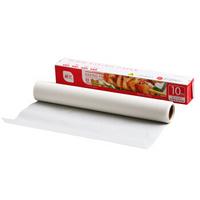 展艺 烘焙工具 食品级硅油纸烤箱油纸 10m *23件