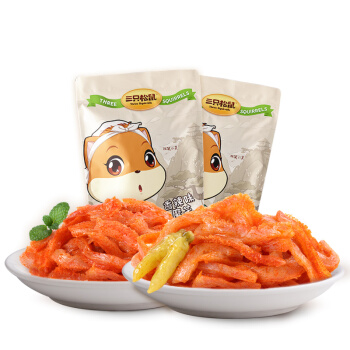 Three Squirrels 三只松鼠 魔芋丝 香辣味 220g
