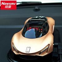 紐曼 Newsmy G66 電子狗雷達測速儀 固定流動區間測速車載安全預警儀