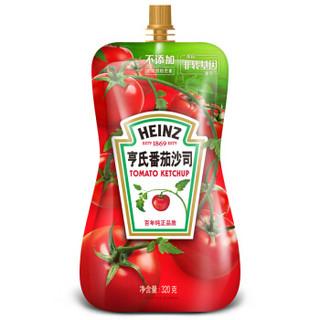 Heinz 亨氏 番茄沙司 320g*2袋