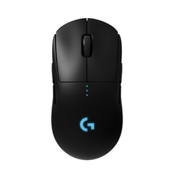 Logitech 罗技 GPRO WIRELESS 无线鼠标 黑色 25600DPI