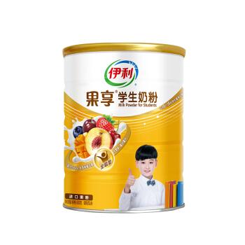yili 伊利 高钙全脂奶粉 (900g、礼盒装)