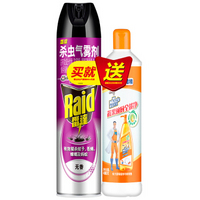 Raid 雷达蚊香 杀虫气雾剂