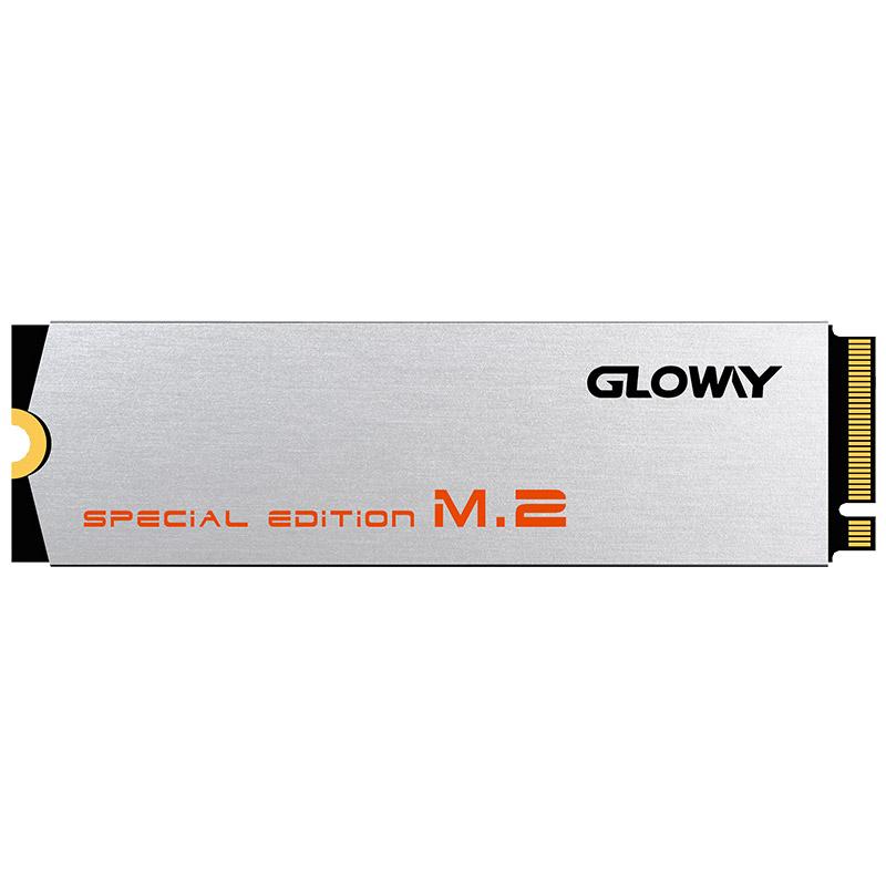 GLOWAY 光威 骁将 M.2 NVMe 固态硬盘 480GB
