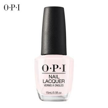 O·P·I 浅樱粉色 NLF28  指甲油 15ml