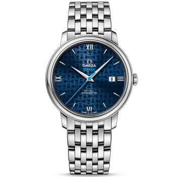 OMEGA 欧米茄 De Ville Prestige 碟飞系列 424.10.40.20.03.003 男士机械手表