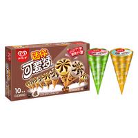 PLUS会员:WALL'S 和路雪 提拉米苏朗姆口味冰淇淋 20g*10支