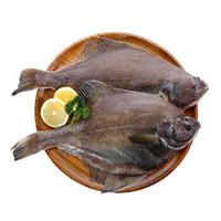 THE OCEAN GALA 阿拉斯加黄金鲽鱼 1kg(2-3条) *8件
