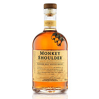 Monkey Shoulder 三只猴子 苏格兰调和威士忌 40度 700ml