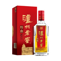 LUZHOULAOJIAO 泸州老窖 特曲 中华老字号 52%vol 浓香型白酒