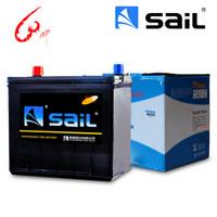 风帆(Sail)汽车电瓶蓄电池6-QW-36/38B20L 12V 本田锋范飞度