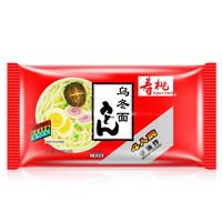 寿桃牌 日式乌冬面 200g*4袋