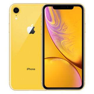 Apple 苹果 iPhone XR 智能手机 64GB 黄色 全网通