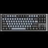 DURGOD 杜伽 TAURUS K320 87键机械键盘 (Cherry银轴、深空灰、无光、有线)