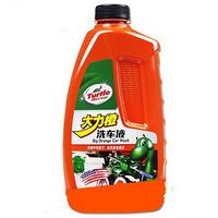 Turtle WAX 龟牌 大力橙 白车专用洗车液 1.25L