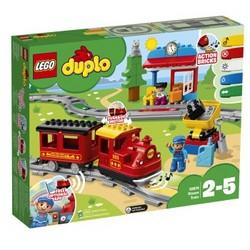 LEGO 乐高 DUPLO 得宝系列 10874 智能蒸汽火车
