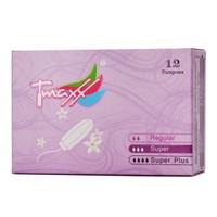 Tmaxx 指入式无香型卫生棉条(量大型)12支装 *2件