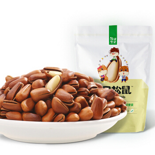 Three Squirrels 三只松鼠 开口松子 100g/袋