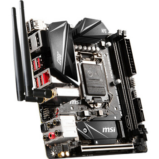 msi 微星 MPG Z390I GAMING EDGE AC 刀锋主板
