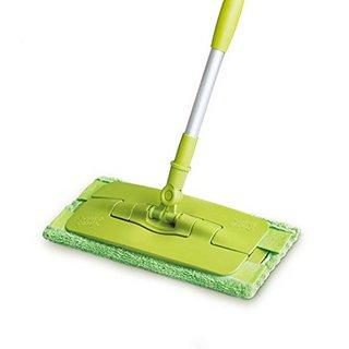 Scotch Brite 3M思高 XY003847858 F5夹布平板拖把套装 2头 绿色