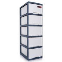 TENMA 天马 收纳柜 移动式抽屉柜 5层 *2件