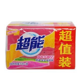 超能 内衣专用皂 202g*2