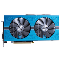 Sapphire 蓝宝石 RX 590 8G D5 超白金极光特别版 显卡 8GB