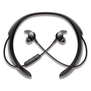 BOSE 博士 Quiet Controt 30 无线消噪耳机 颈挂入耳式 黑色