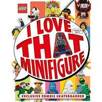 DK 出版公司 《 I Love That Minifigure》(精装)