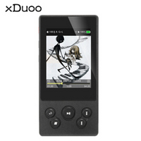 XDuoo 乂度 X3 二代 无损音乐播放器 黑色