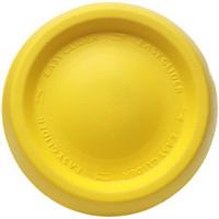 星记(STARMARK)宠物飞盘互动式狗狗户外玩具金毛拉布拉多中大型狗用飞盘大号黄色 *3件