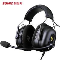 12日0点:SOMiC 硕美科 G936N 3.5版 头戴式有线耳机