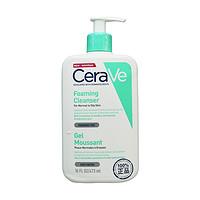 京东PLUS会员:Cerave 适乐肤 修护保湿洁面乳 无泡款 473ml *3件