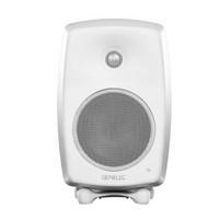 GENELEC 真力 G Three G3 专业级2.0有源音箱 极地白