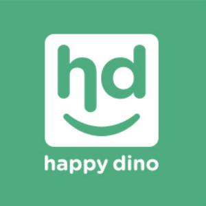 Happy Dino 小龙哈彼 LC569-V194 可坐可躺轻便四轮推车 蓝色