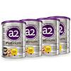 a2 艾尔 Platinum 白金版 婴幼儿奶粉  3段 900g 4件装 830元包邮(合207.5元/罐)