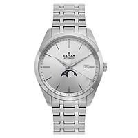 值友专享、银联专享 : EDOX 依度 Les Vauberts 80505-3M-AIBU 男士机械腕表