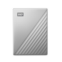 Western Digital 西部数据 My Passport Ultra 2.5英寸 USB3.0移动硬盘 Type-C 4TB
