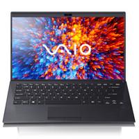 VAIO SX14 14英寸 轻薄本 (i7-8565U、16G、512GB、1KG)