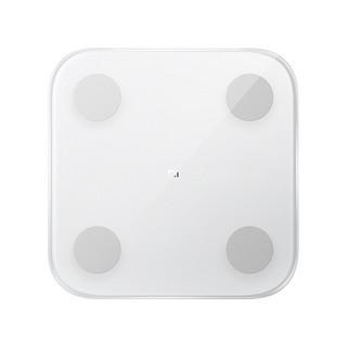 小米体脂秤2 智能电子秤人体秤家用体重秤高精准13项身体数据平衡测试