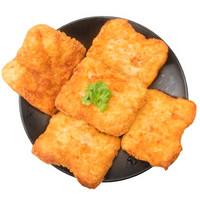PLUS会员:藤椒鸡排 1kg(10片)*4件+鸡大胸1kg*4件+赠黑椒鸡块1kg*2件(可搭配薯条等)