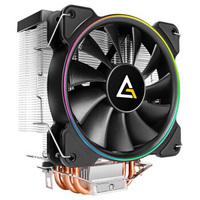 Antec 安钛克 风影(A400RGB) CPU风冷散热器 12cm幻彩风扇 (Intel LGA 1151)