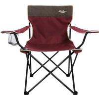 京东PLUS会员 : 沃特曼Whotman折叠椅靠椅沙滩椅钓鱼椅便携式休闲椅户外折叠椅子WY2154