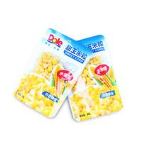 都乐Dole 非转基因甜玉米粒 8袋装  单袋重约60g 即食水果型玉米