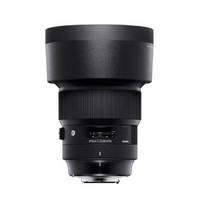 SIGMA 适马 Atr 105mm F1.4 远摄定焦镜头 佳能EF卡口 105mm