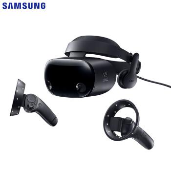 三星(SAMSUNG)玄龙MR+ 混合现实头戴装备智能3D头盔 VR/MR游戏眼镜外接电脑版 XE800ZBA-HC1CN