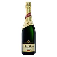 德国原瓶进口红酒 汉凯特罗肯干型起泡气泡葡萄酒750ml