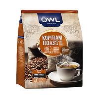 OWL 猫头鹰 三合一袋泡咖啡 (525g、原味、袋装、15小包)