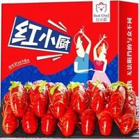 星农联合 红小厨 麻辣小龙虾1.8kg 6-8钱/24-34只 净虾重1kg