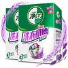 净安(Cleafe)洗衣机槽清洗剂薰衣草香(3+3包)300gx2盒滚筒波轮洗衣机清洁剂